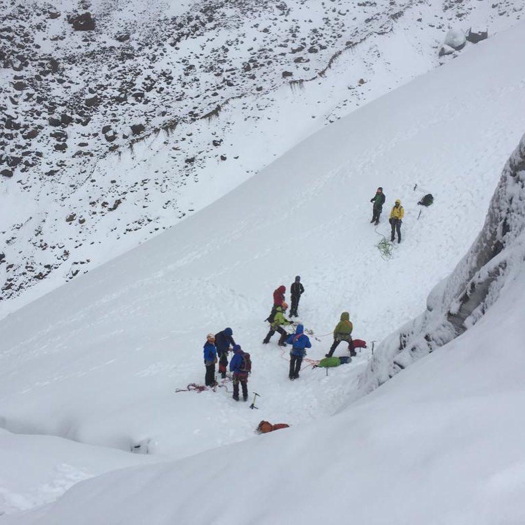Nevado Cayambe 5.790 msnm