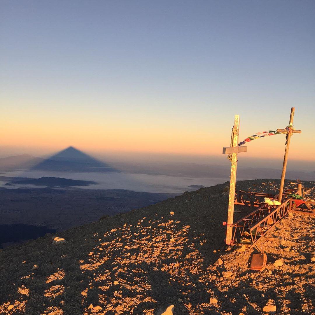 Citlaltépetl/Pico de Orizaba